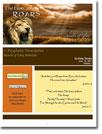 Volume One of The Lion Roars Prophetic Newsletter